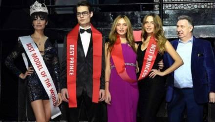 Житель Гомельщины завоевал титул Best Prince в международном конкурсе красоты в Турции