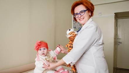 Лауреат конкурса «СуперДоктор-2018» из Гомеля рассказала о том, как растить здоровых детей