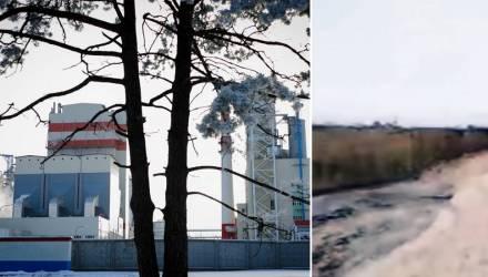 «Дурнопахнущий» завод под Светлогорском сбрасывает что-то в Березину, местные обеспокоены