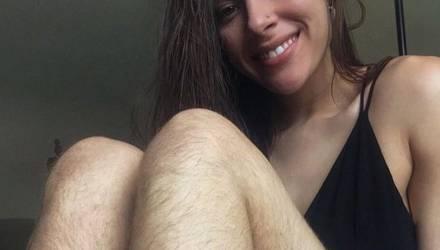 Январь без бритвенного станка. В инстаграме проходит «волосатый» флешмоб для женщин