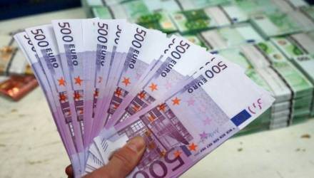 В Евросоюзе упраздняют купюру в 500 евро. Примерно в эту сумму среднестатистический белорус оценивает зарплату-мечту