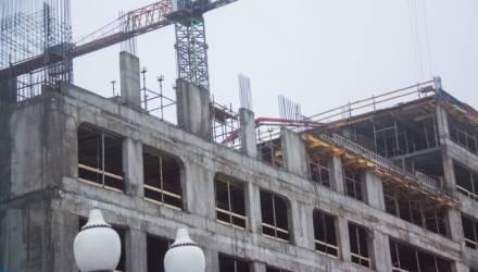 Стройтрест в Гомеле более 10 лет не платил налоги за административное здание