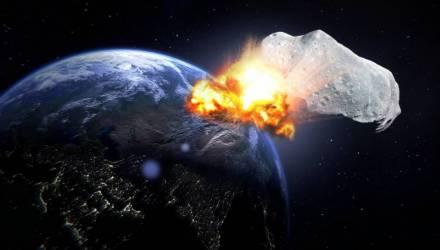 Человечеству осталось 49 лет. Огромный астероид летит к Земле