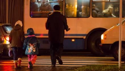 В Гомеле и области ГАИ решила бороться с водителями, которые не пропускают пешеходов