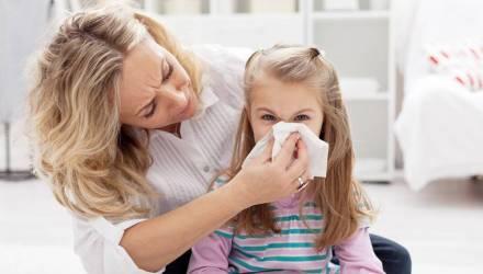 За неделю на Гомельщине заболели ОРВИ чуть более 10 тысяч человек. Более 70% из них – дети в возрасте до 14 лет