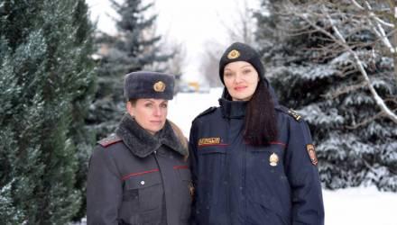 В Житковичах девушки-милиционеры задержали вора, который похитил из храма коробку с пожертвованиями