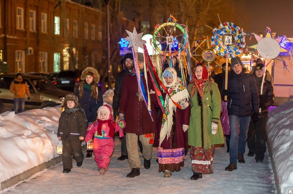 Рождество в россии картинки и фото