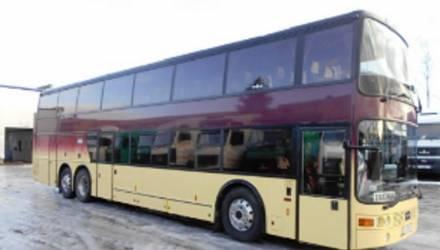 От фур до двухэтажного автобуса. В Гомеле и области банки устроили распродажу залоговых авто
