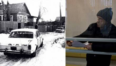 В Гомеле вынесли приговор за убийство таксиста 34-летней давности