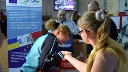 В Гомеле прошёл чемпионат среди людей с инвалидностью