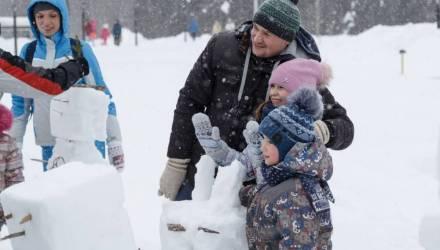 В Гомеле пройдёт День снега