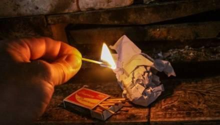 Кошмар: на Гомельщине мужчина пытался заживо сжечь свою семью