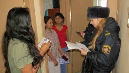 Под Новый год в Гомеле проверили иностранных студентов: они оказались удивительно правильными и трезвыми