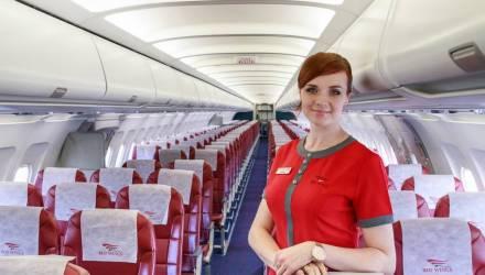 Российская авиакомпания передумала летать из Гомеля в Москву