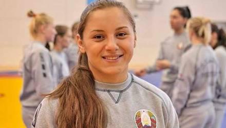 Гомельчанка Мария Мамошук завоевала золотую медаль чемпионата Беларуси по борьбе