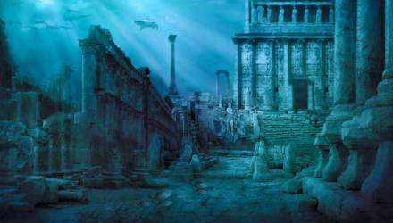 Учёные нашли легендарную утонувшую Атлантиду