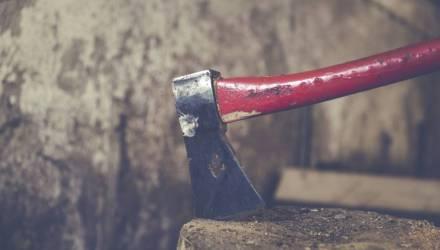 На Гомельщине мужчина отрубил топором руку своей бывшей – ранее он угрожал ей убийством
