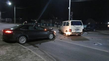 В Житковичах водителя, который врезался в попутку и спровоцировал серьёзное ДТП, заключили под стражу