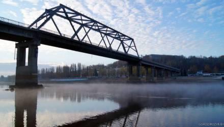 Есть дефекты. В Мозыре мост через Припять закроют для некоторых грузовиков и автобусов