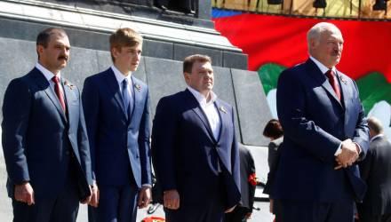 Лукашенко: все мои сыновья не хотят быть президентами