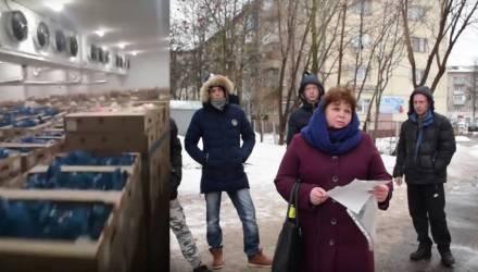 На птицефабрике «Белоруснефть-Особино» за 2 месяца пропало 17 тонн мяса на $26000