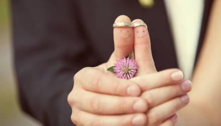 Женщина подала на развод через три минуты после заключения брака