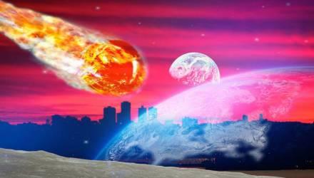 Конец света близко? Назвали последствия падения астероида Апофис