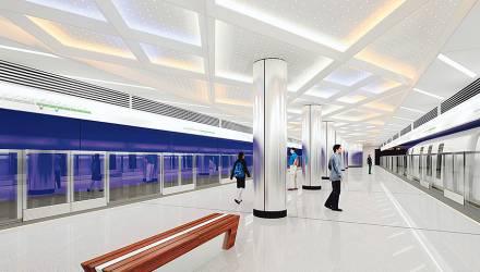 Посмотрите, какими будут станции 3-й линии белорусского метро