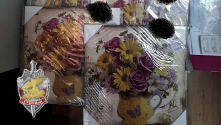 В Гомеле магазин продавал панно со свастикой. Завмага оштрафовали на 6,5 тысячи рублей