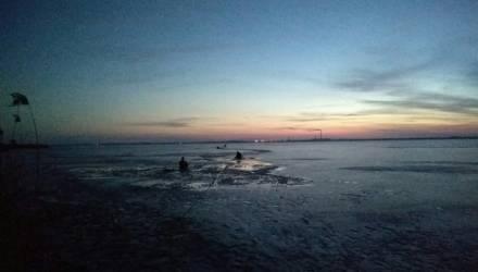 Рыбак провалился под лёд, товарищи пытались его спасти. Погибли трое, на следующий день – ещё один