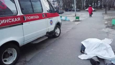 В Светлогорске на улице за один день внезапно умерли двое мужчин