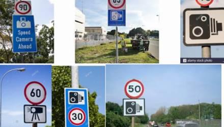 Белорусские автолюбители просят указывать ограничение скорости на табличках Radar