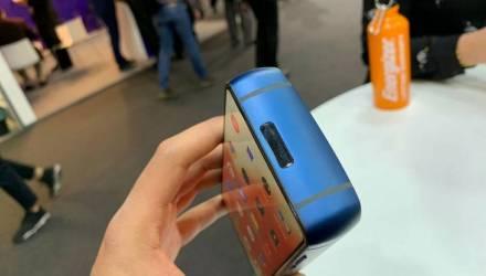Кому мало батарейки: представлен смартфон от Energizer с батареей на 18 000 мА·ч