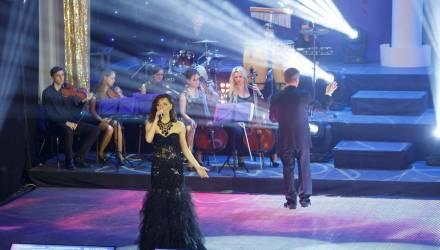 Романс на кремлёвской сцене исполнила гомельчанка Евгения Крохина