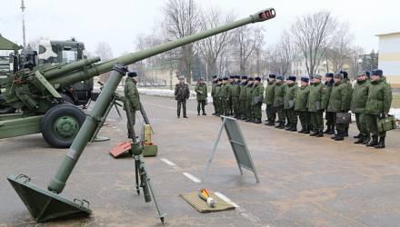 Губернатора из Гомеля призвали на военные сборы. Правда, только на один день
