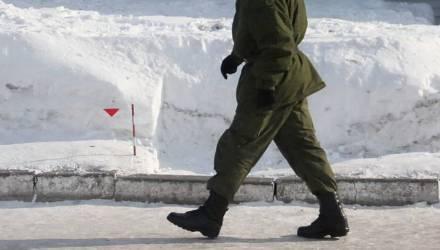 Уголовное дело в белорусской армии. Рядовой сломал ключицу, выполняя приказ сержанта