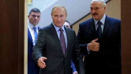 Лукашенко и Путин встретятся в Сочи 13 февраля