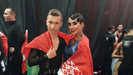 Гомельская пара стала лучшей на 1-ом этапе Чемпионата и Первенства Беларуси по спортивным бальным танцам