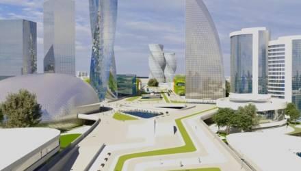 Как бы мог выглядеть деловой центр Гомеля, если бы не экономический кризис