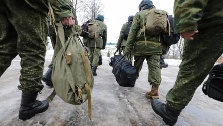 Минобороны Беларуси сообщило о смерти военнообязанного