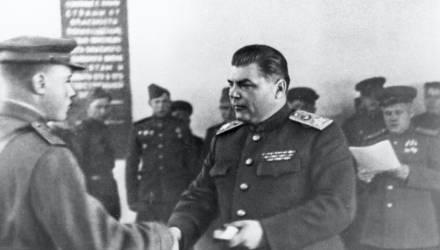 Найдены дневники Малиновского с объяснением причин поражений в начале ВОВ