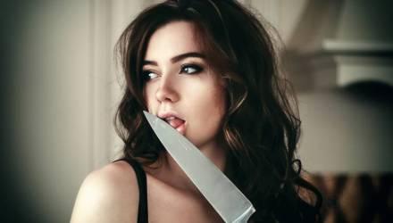 Гомельчанин привёз из России девушку, а та напала на него с ножом