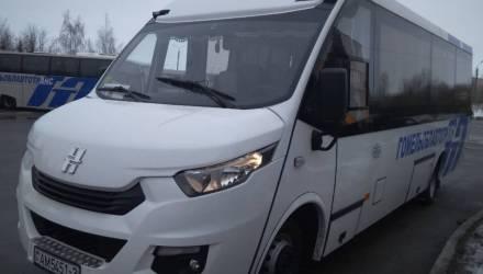 С 14 февраля откроется новый автобусный маршрут из Гомеля в Киев