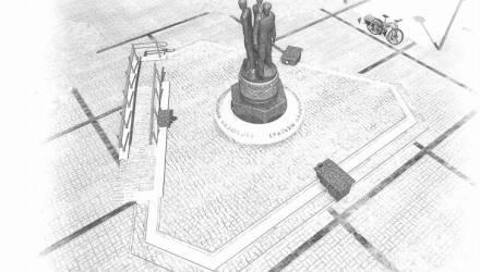 В Гомеле на площади Победы поставят памятник братьям Лизюковым. Местный блогер возмутился