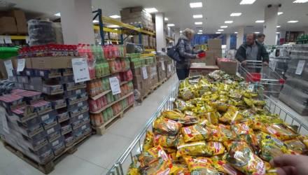 Первый магазин низких цен «Светофор» откроется в Гомеле в марте