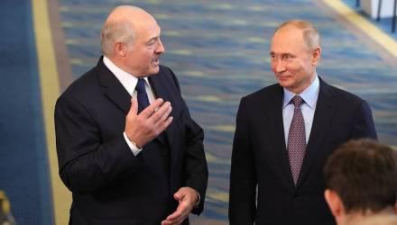 Лукашенко: мы с Россией всегда будем вместе, сколько бы ни ругались и ни спорили