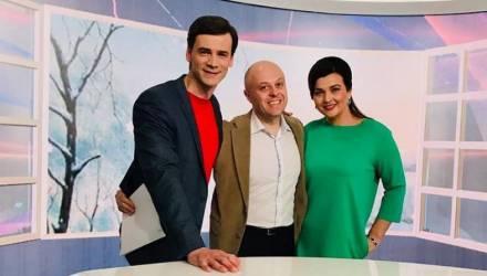 Жена Владимира Макея стала ведущей канала ОНТ