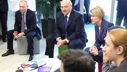«Мы же не вечные». Президенты РФ и Беларуси обсудили отношения стран после смены глав государств