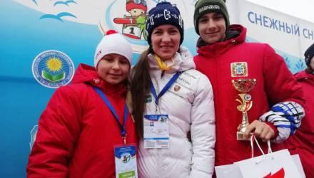 Дарья Домрачева и незабываемая атмосфера: гомельчане отличились на «Снежном снайпере — 2019»