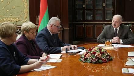 Лукашенко: «Вы посмотрите на наших парней. Я не знаю, как они женятся»